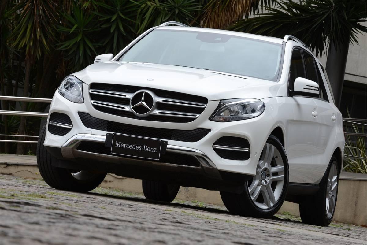 Marvelous Anterior A Mercedes Benz Anunciou A Chegada Do Novo GLE No Brasil, Para  Ocupar O
