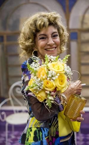 Último trabalho de Marília na TV foi no seriado Pé na Cova, de Falabella
