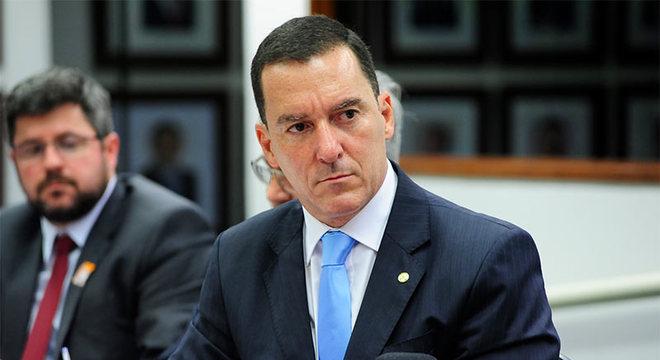 O deputado Vinicius Carvalho (Republicanos-SP), relator do projeto