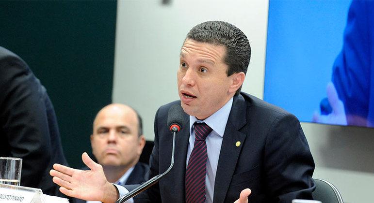 Deputado federal Fausto Pinato (PP-SP)