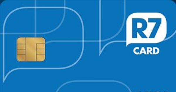 R7 lança cartão pré-pago para facilitar compras, pagamentos e transferências