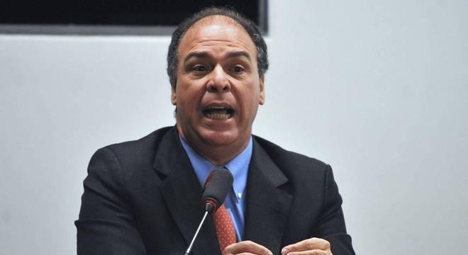 Líder do governo no Senado, o senador Fernando Bezerra (MDB-PE)