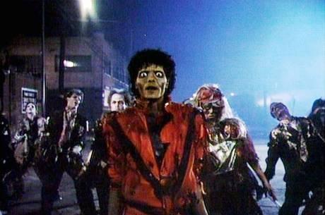 Clipe de Thriller entrou para a história do mundo pop