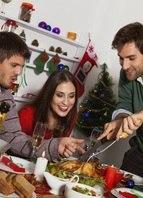 Confraternização com família e amigos