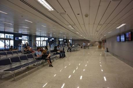 Caso aconteceu no Aeroporto de Confins (MG)