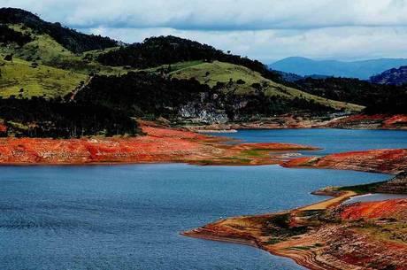 Volume de água ficou estável em 76,6% de sua capacidade