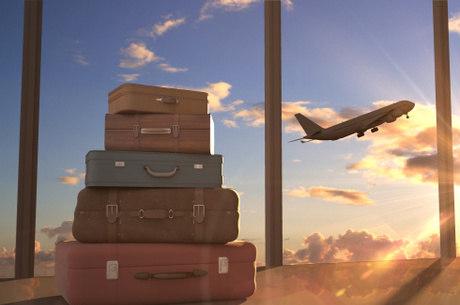 raid mala viagem bagagem
