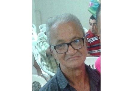 Sinésio Marcondes Santos foi visto pela última vez no dia 25 no São Cristóvão