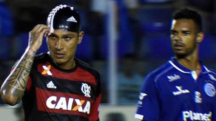 2016 - Assim como em 2014, o Flamengo estreou com derrota para o Confiança. Pela primeira fase da Copa do Brasil, a equipe sergipana, mesmo com um jogador a menos durante boa parte do jogo, levou a melhor por 1 a 0. Treinador por Muricy Ramalho, o Rubro-Negro até avançou no jogo da volta, mas caiu logo na fase seguinte, para o Fortaleza.