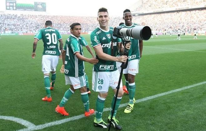 2016 – Palmeiras: 1º colocado com 57 pontos. 17 vitórias, 6 empates e 5 derrotas.