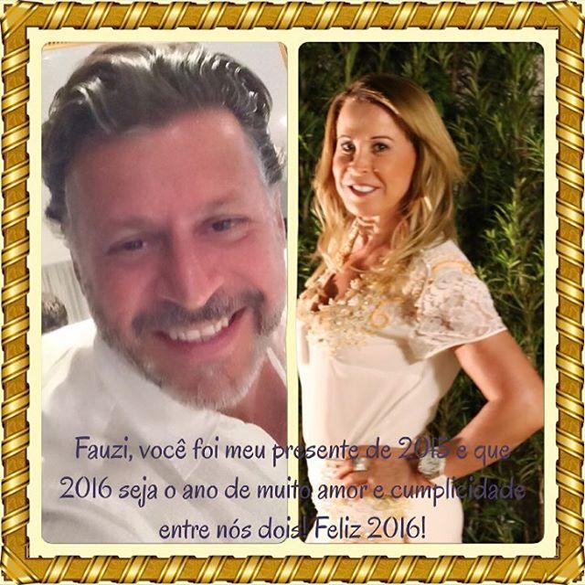 Zilu assume namoro com empresário nas redes sociais: 'Você foi meu presente de 2015'
