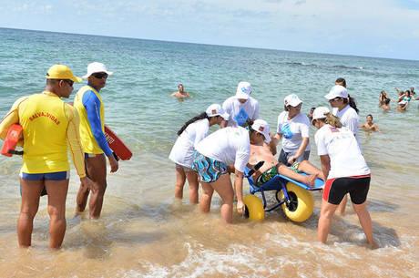 Projeto acontecerá neste sábado e domingo na praia de Ondina
