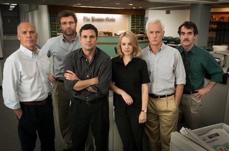 Spotlight foi eleito o Melhor Filme do ano