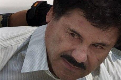 El Chapo era o traficante mais procurado do mundo