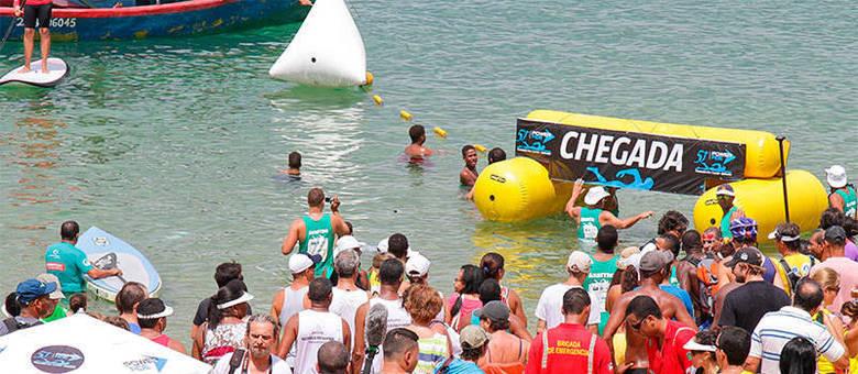 a11333e87be1 Mais de 100 nadadores vão participar da Travessia Mar Grande ...