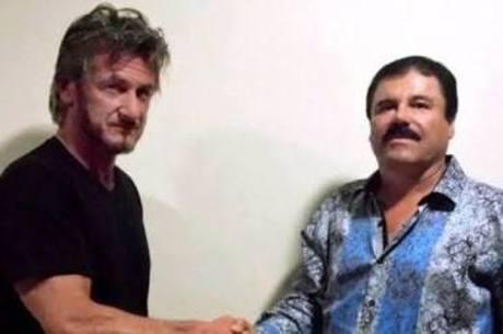 """Sean Penn e """"El Chapo"""""""