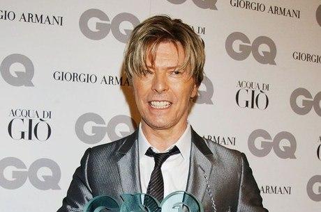 David Bowie seria avô pela primeira vez em 2016