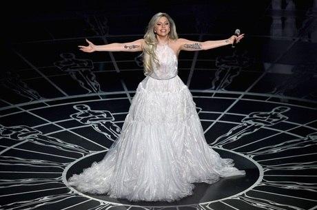 Lady Gaga concorre na categoria de Melhor Canção