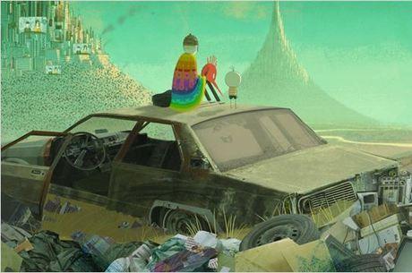 O brasileiro O Menino e o Mundo foi indicado a Melhor Animação