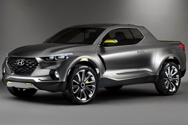 Hyundai confirma produção da Santa Cruz; design arrojado faz picape buscar clientes mais jovens