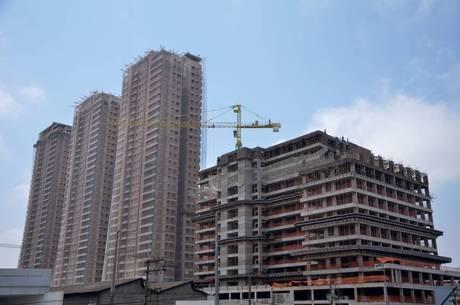 Muitos apartamentos prontos são vendidos com desconto