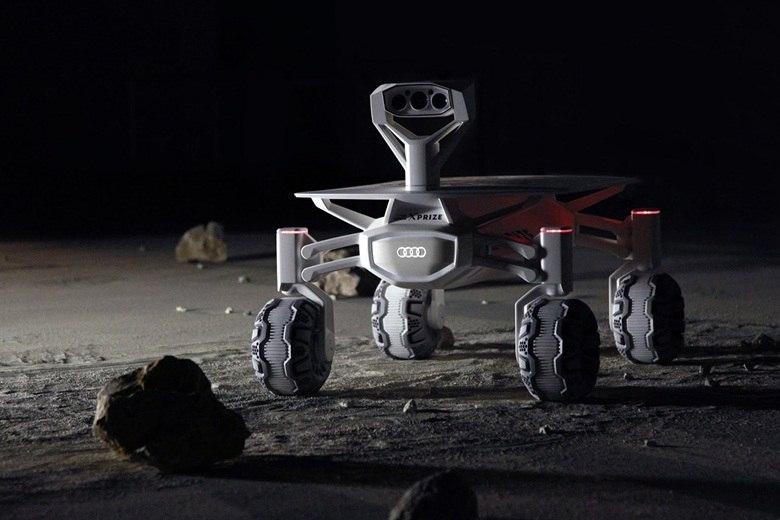Audi cria Quattro Lunar, carro de 35 kg que vai participar de competição à Lua em 2017