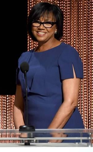 Cheryl Boone, presidente da Academia