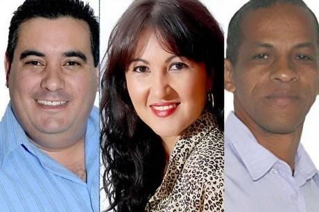 Os três vereadores estão presos preventivamente