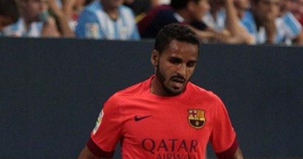 Nem de graça: Barcelona não consegue emprestar ex-jogador do São Paulo