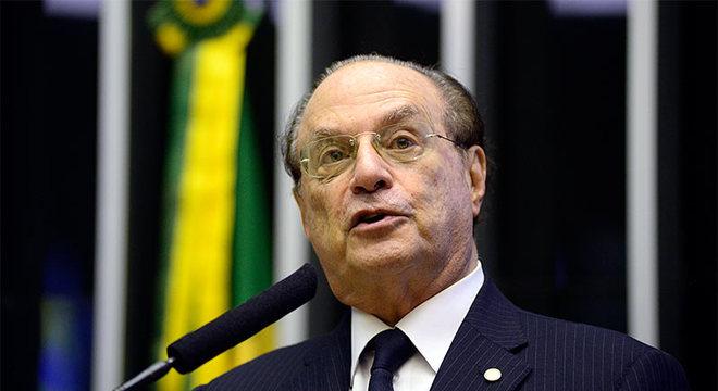 Paulo Maluf, ex-prefeito da cidade de  São Paulo