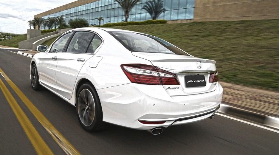Aceleramos o novo Honda Accord; sedã incorpora tecnologias sofisticadas e aposta no requinte a bordo