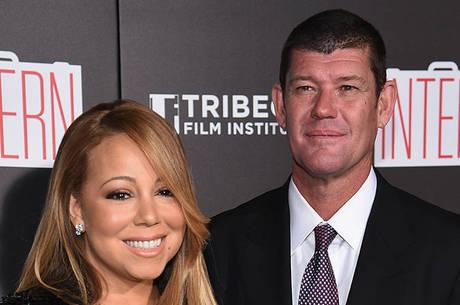 Mariah e Packer: noivado rendeu fortuna à cantora