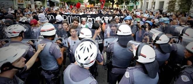 Desde 2013, a cidade de São Paulo tem sido palco de diversas manifestações, convocadas por diferentes entidades