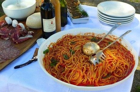 Novo espaguete é rico em fibras, proteínas e antioxidantes