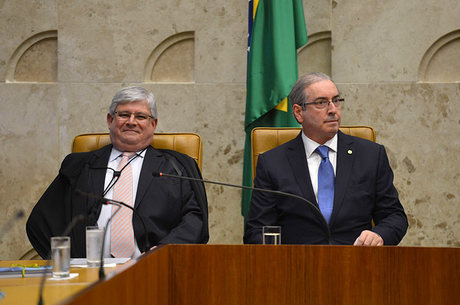 Janot: Eduardo Cunha 'sempre se mostrou extremamente agressivo'