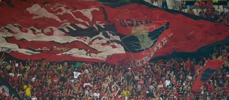 Flamengo tem a maior torcida comparado a todos os times brasileiros