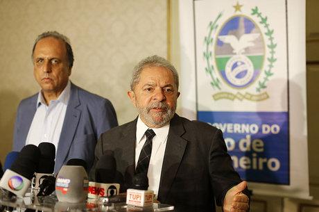 """Defesa disse que Lula não fez uso das """"garantias constitucionais"""""""