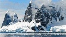 Temperaturas sobem no Polo Norte e gelo da região pode derreter