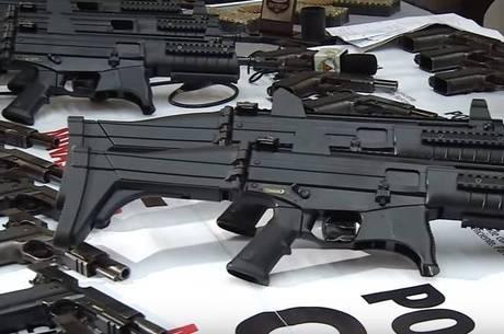 Promotor destaca que menor valor da arma nacional no exterior faz com que traficantes comprem lá fora e voltem com material ilegal pela fronteira