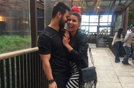 Thais Bianca e Douglas D'amore ficaram juntos por cinco anos