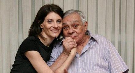 Malga di Paula está internada há quase 2 meses