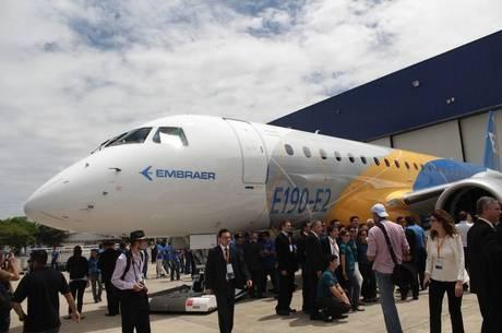 Boeing terá 80% do capital da Embraer