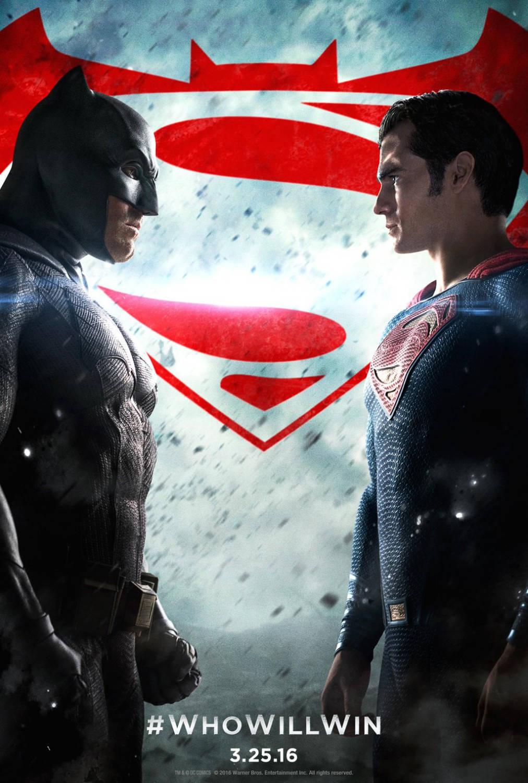 Batman Vs Superman vende o dobro de ingressos de Vingadores: Era de Ultron em apenas 24 horas