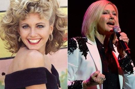Atriz e cantora Olivia Newton-John luta contra o câncer