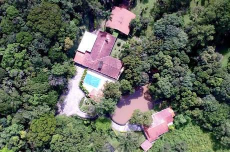 O sítio de Atibaia, pivô da condenação de Lula
