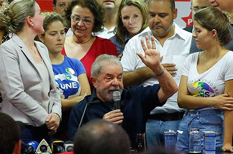 urandir   Vou ser candidato à Presidência em 2018, afirma Lula
