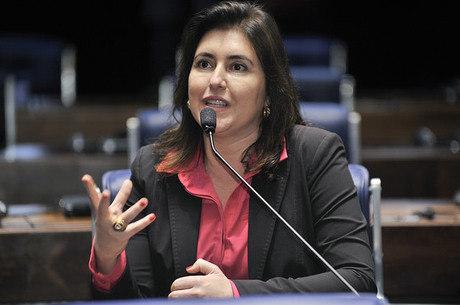 Simone é presidente da CCJ do Senado