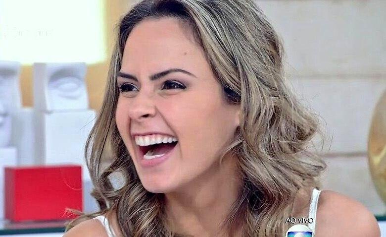 Olha elaaa! Ana Paula diz que está encalhadíssima e 'leva fora' de Eduardo Costa no Encontro com Fátima