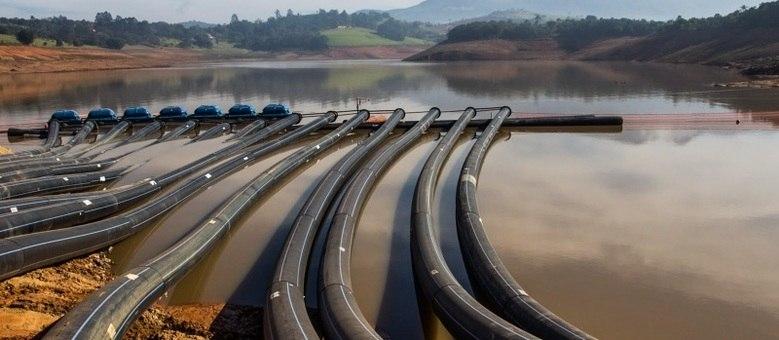 Volume de água do Sistema Cantareira subiu neste sábado após chuvas