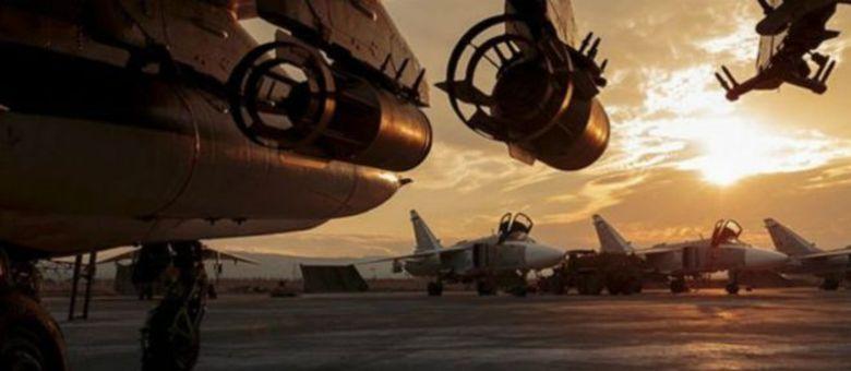 "Vladimir Putin disse que a missão da Rússia na Síria ""foi cumprida"""